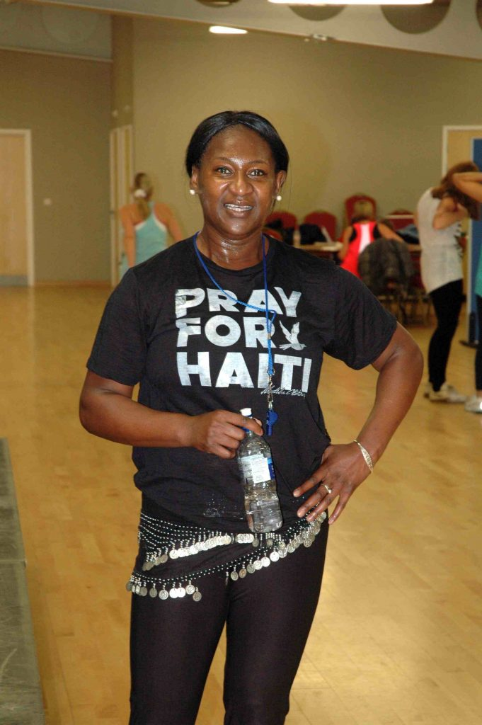Zumba Fitness and Aerobics with Bathsheba @ Broadmead Baptist Church | Woodford | England | United Kingdom