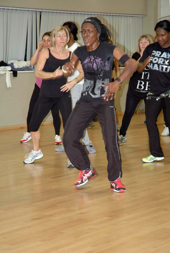 Zumba Fitness with Sue (7.45pm session) @ Broadmead Baptist Church | Woodford | England | United Kingdom