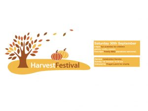 Harvest Saturday 30 Sep - Crafts, Games and Movies from 4pm, BBQ from 6pm @ Broadmead | Woodford | England | United Kingdom